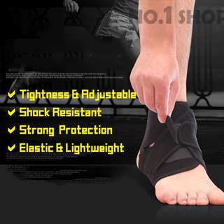 Professional Sports Ankle Wrap.