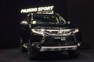 PAJERO SPORT LIMITED EDITION 2018