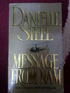 Message from Nam Danielle Steel