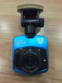 Eco world car dash cam dvr