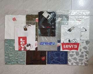 BNWT Assorted Tee Shirts