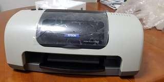 Epson Printer Stylus C43 Series