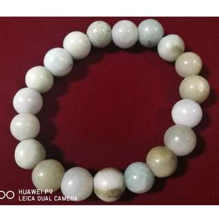 Authentic Natural Burmese Jade. Clearance Sale! Estimated Retail Value is 100$.