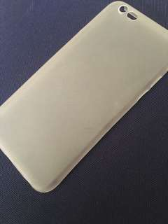Frosted Phone Cover (Soft Cover)