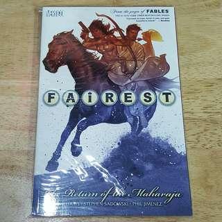 Fairest volume 3 TPB graphic novel