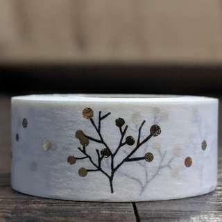 [BN] Washi Tape (Golden Trees)