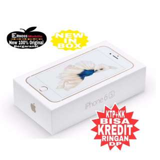 Apple Iphone 6S 64GB- Cash/kredit Dp 1jt ditoko promo ktp+kk bisa wa;081905288895
