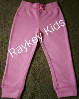 ORIGINAL JOGGER PANTS PLACE PINK