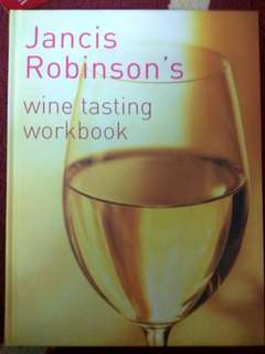 Wine tasting workbook