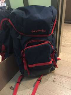 Columbia Backpack 背囊