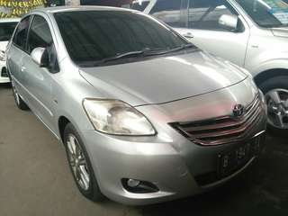 toyota vios G at keyles 2007