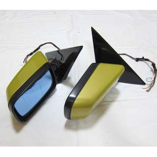 Original BMW E46 328 SMG Side Mirrors