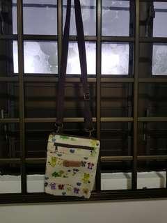 Uma hana  waterproof sling bag
