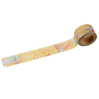 Japan Disneystore Disney Store Pooh & Friends Big Story Decoration Tape