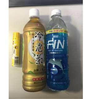 冷泡茶+FIN+Lemon C