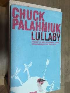 Chuck palahniuk books