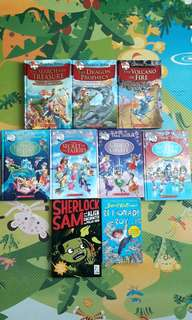 PL GERONIMO STILTON HARD COVER & OTHERS