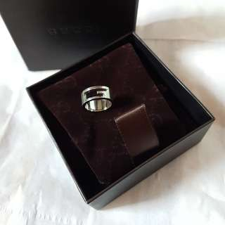 Gucci 925 Silver Ring