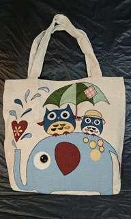 Owl Totebag