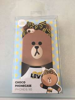 Line Friends Choco iPhone 6/6S 手機殼