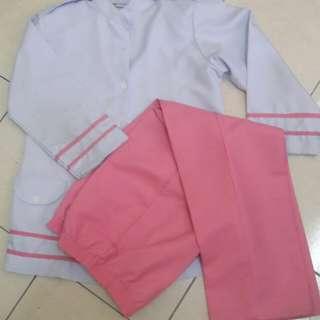 Uniform for Persatuan Puteri Islam, PPIM
