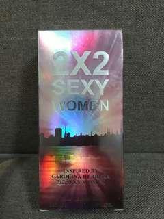 2x2 SEXY WOMEN Eau de Parfum