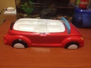 Toy Car feeding tray