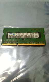 Laptop Ram DDR3 2gb
