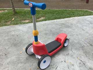 Little tikes skate scooter