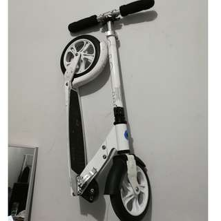 White Micro Adult Scooter