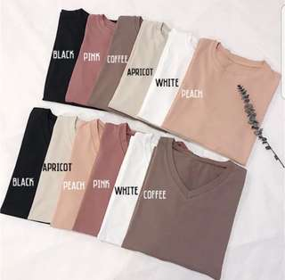 P.O: Casual Basic Top
