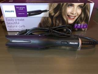 Philips Easy Natural Hair Curler and Straightener