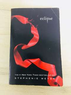 Eclipse (Twilight #3) by Stephenie Meyer