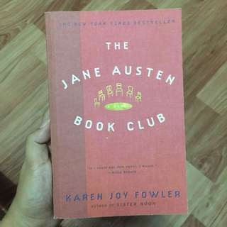 P300 THE JANE AUSTEN BOOK CLUB