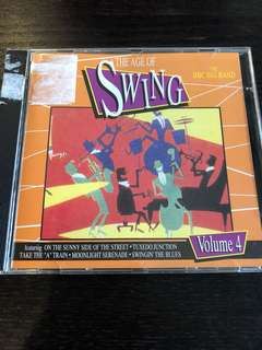 The age of swing - music CD