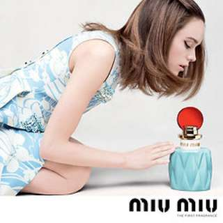 Brand New Authentic Miu Miu Perfume