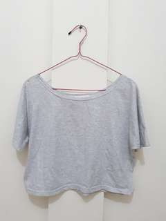 Croptee size S
