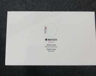Apple Watch series 3 42mm(GPS+Cellular)