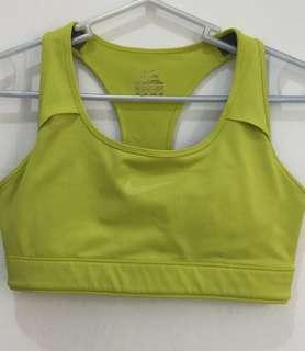 Sports bra (Nike, Reebok, Old Navy, Body Music)