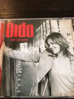 Dido - Life For Rent - music CD