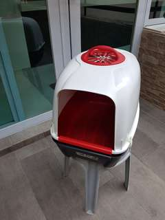 Pee Wee Litter Tray System for Cats