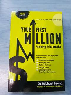 Straits Times Money Series: Your First Million, Making it in stocks