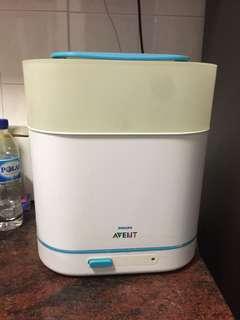 Philips Avent 3 In 1 Electric Steam Sterilizer