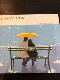 Sweet Love - Music CD