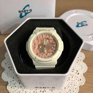 BNIB Baby G Neon Illuminator Watch