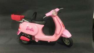 Barbie Pink  Vespa Scooter