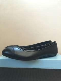 Your Little Black Doll Shoes