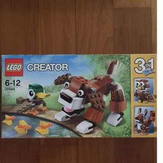 Lego creator 31044 park animals
