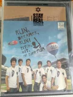 STAY REAL 五月天 阿信 poster