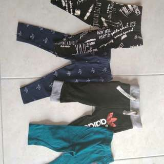 Legging & trouser